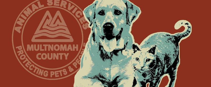 Oregon's Multnomah County Animal Services