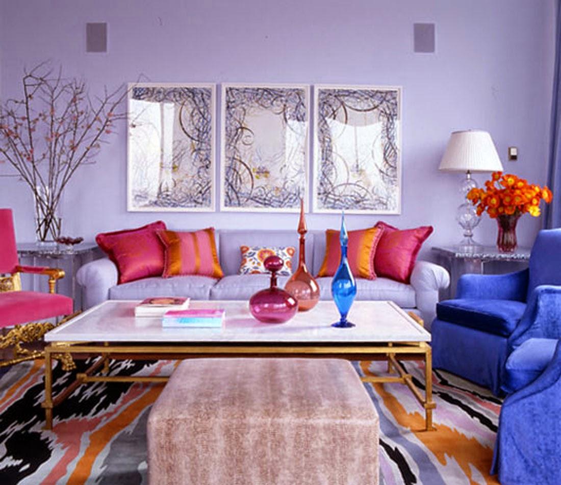 Home Decor Color Ideas Boho Style Disk Trend Magazine