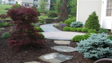Photo of Cobblestone Decoration Ideas for Home Gardens 2020