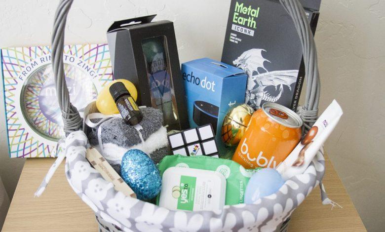 Teenage Daughter Easter Basket Ideas