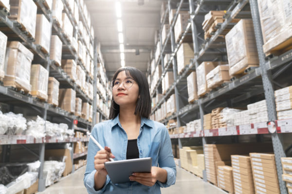 conduct inventory audits