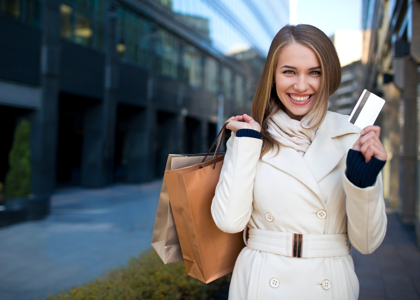 purchasing using credit card
