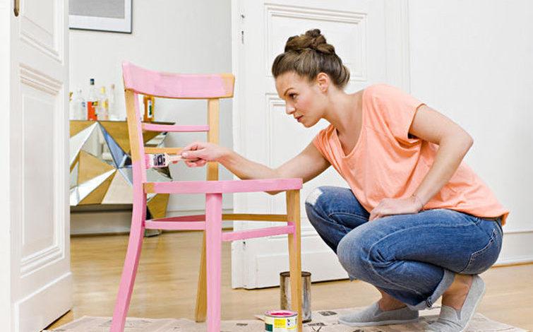 repaint home furniture
