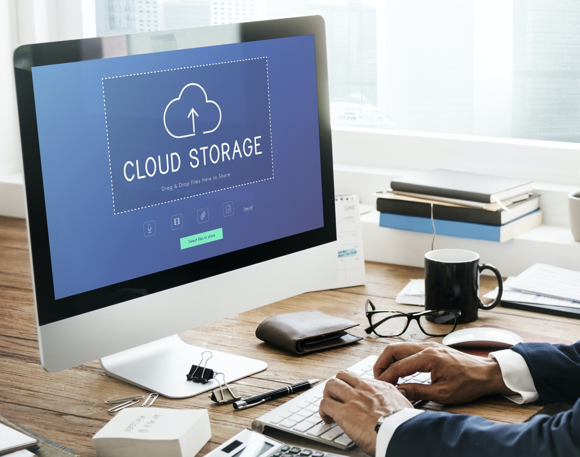 the Cloud important for Data Backup